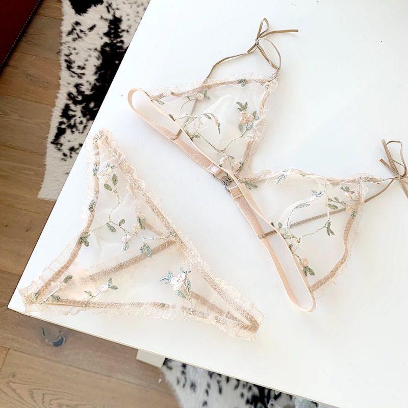 Sexy Lingerie Canada Sewn Designs